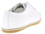 baskets basses fred perry kingston blanc9113103_3