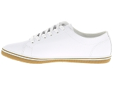 baskets basses fred perry kingston blanc9113103_4