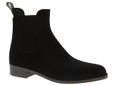 UGG ASHBY SPILL SEAM LEMON JELLY VELVETY:Velours/NOIR/-/Cuir/
