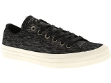 baskets basses converse ctas ox metallic noir9135101_1