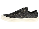 baskets basses converse ctas ox metallic noir9135101_4