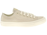 baskets basses converse ctas ox metallic beige9135102_2