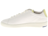 baskets basses le coq sportif blazon blanc9135401_4