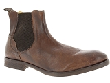 HUDSON WATCHLEY<br>Cuir MARRON -