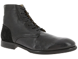 HUDSON YOACKLEY<br>Cuir NOIR -