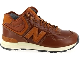baskets montantes new balance mh574 rouge9140601_2