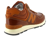 baskets montantes new balance mh574 rouge9140601_3