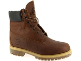 CLARKS CLARKDALE GOBI TIMBERLAND 6 IN PREMIUM:Cuir/COGNAC/-//Caoutchouc Gomme