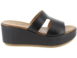 mules inuovo 123011 noir9163502_2