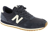 LACOSTE CARNABY EVO NEW BALANCE U420:Textile/MARINE/-/Textile/Caoutchouc Gomme
