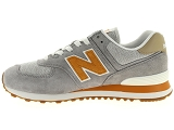 baskets basses new balance ml574 gris9169002_4