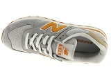 baskets basses new balance ml574 gris9169002_5