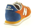 baskets basses new balance u220 orange9169705_3