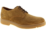 chaussures a lacets timberland folk gentleman marron9175401_1