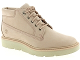 UGG MINI BAILEY BOW II TIMBERLAND KENNISTON NELLIE:Cuir et Nubuck/ROSE PALE/-/Cuir/Caoutchouc Gomme