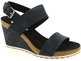UGG CAMILLA TIMBERLAND CAPRI SUNSET:Nubuk/NOIR/-/Cuir/Caoutchouc Gomme