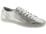 FRED PERRY 6273 PALLADIUM NARCOTIF GALA:Cuir/BLANC/-//Caoutchouc Gomme