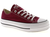 baskets basses converse chuck taylor all star rose9178003_1