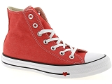 UNISA NORTH CONVERSE CHUCK TAYLOR ALL STAR:Toile/ROUGE/-/Textile/Caoutchouc Gomme