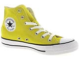 baskets montantes converse chuck taylor all star jaune9178801_1