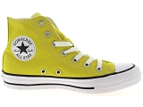 baskets montantes converse chuck taylor all star jaune9178801_2