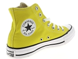baskets montantes converse chuck taylor all star jaune9178801_3