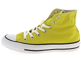 baskets montantes converse chuck taylor all star jaune9178801_4