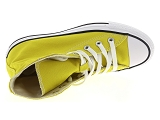 baskets montantes converse chuck taylor all star jaune9178801_5