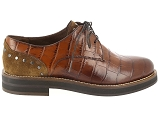 chaussures a lacets muratti remlap marron9197202_2