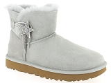 UGG DECKERS UGG MINI BAILEY STAR<br>Gris