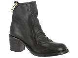 AS98 A24208101<br>Cuir NOIR - Cuir Cuir