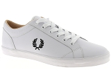 LITTLE LA  SUITE 19143 FRED PERRY 3058:Cuir//-/Cuir/Elastomère