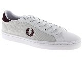baskets basses fred perry 5119 blanc9301702_1