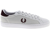 baskets basses fred perry 5119 blanc9301702_2