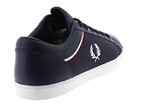 baskets basses fred perry 5151 bleu9301802_3