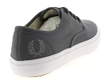 baskets basses fred perry 5184 gris9301903_2