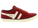 chaussures a lacets gola comet rouge9303402_2