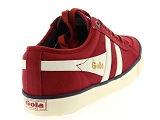 chaussures a lacets gola comet rouge9303402_3