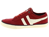 chaussures a lacets gola comet rouge9303402_4