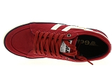 chaussures a lacets gola comet rouge9303402_5