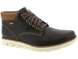 TIMBERLAND BRADSTREET CHUKKA LEATHER GTX<br>Nubuk MARRON -