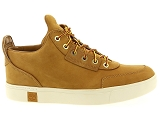 chaussures a lacets timberland amherst high top chukka wheat orange9307901_2