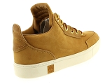 chaussures a lacets timberland amherst high top chukka wheat orange9307901_3