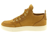 chaussures a lacets timberland amherst high top chukka wheat orange9307901_4