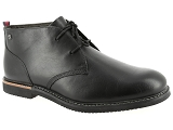 UGG LEATHER BELTED TIMBERLAND BROOK PARK CHUKKA:Nubuk/NOIR/-//