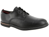 TIMBERLAND BROOK PARK OXFORD<br>Cuir NOIR -
