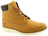 PALLADIUM NORCO QG TIMBERLAND KILLINGTON 6 IN LACE UP:Cuir/MIEL/-//