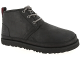 UGG MINI BAILEY BOW II UGG NEUMEL WATERPROOF:Cuir/NOIR/-//