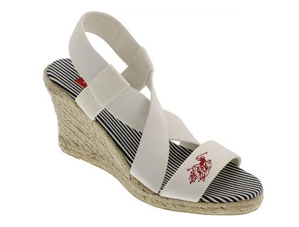Les Pieds Mella 1 Chaussures 00 50 Sandales Polo Nu Et Us Femme xthdCQBosr