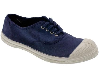 8bf99b720ade4c Les baskets basses bensimon homme bleu - chaussures homme 27.00 ...